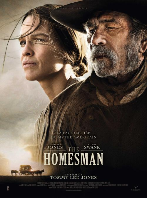 The Homesman Movie Poster