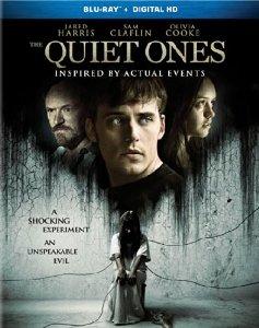 The Quiet Ones Bluray