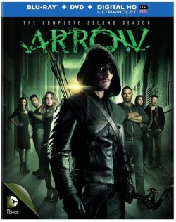 Arrow Season 2 Bluray