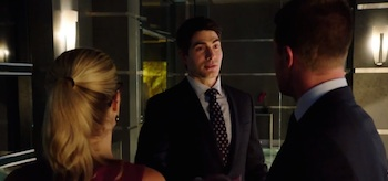 Brandon Routh Ray Palmer