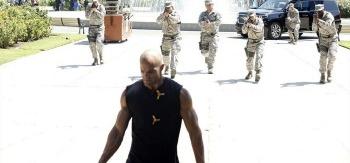 Brian Patrick Wade Agents of S.H.I.E.L.D. Shadows