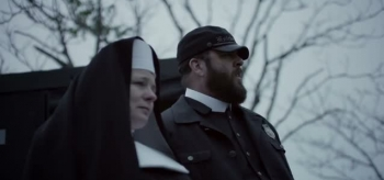 Cara Seymour Chris Sullivan The Knick Where's the Dignity