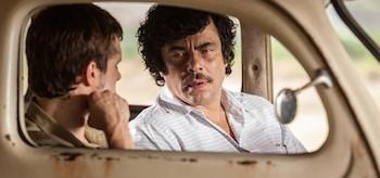 Josh Hutcherson Benicio Del Toro Escobar Paradise Lost