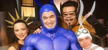 Patrick Warburton The Tick