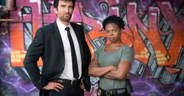 Susan Heyward Sharlto Copley Power