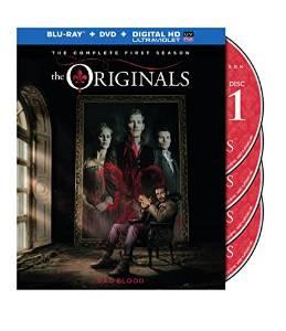 The Originals Bluray