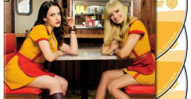 2 Broke Girls Season 3 Bluray
