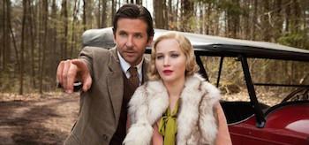 Bradley Cooper Jennifer Lawrence Serena