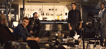 Don Cheadle Chris Evans Jeremy Renner Robert Downey Jr Avengers Age of Ultron