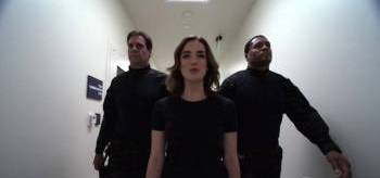Elizabeth Henstridge Agents of S.H.I.E.L.D. Making Friends & Influencing People
