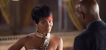 Jada Pinkett Smith Gotham The Balloonman