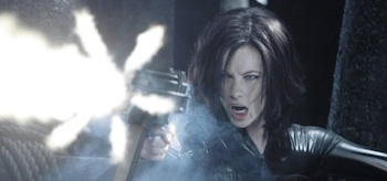 Kate Beckinsale Machinegun Underworld Evolution