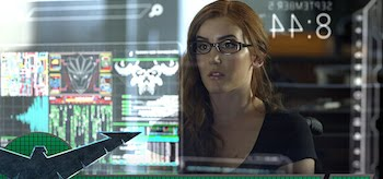 Leanna Karacostas Nightwing The Series Oracle