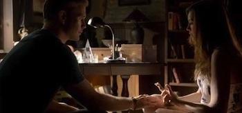 Matthew Davis Nina Dobrev The Vampire Diaries