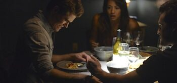 Paul Wesly Michael Malarky Emily Chang The Vampire Diaries