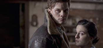 Phoebe Fox Jeremy Irvine The Woman in Black Angel of Death
