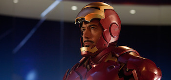 Robert Downey Jr. Iron Man