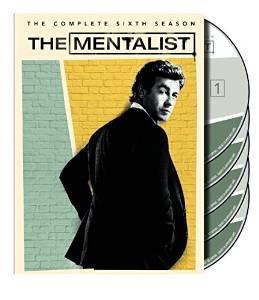 The Mentalist Season 6 DVD
