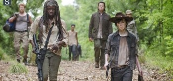 The Walking Dead 502 Strangers