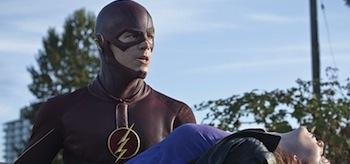 Grant Gustin Kelly Frye The Flash