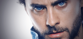 Jared Leto Angry
