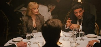 Jessica Chastain Oscar Isaac A Most Violent Year