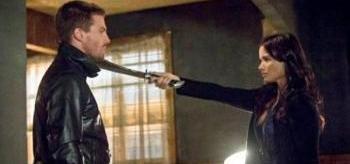 Katrina Law Stephen Amell Arrow The Magician