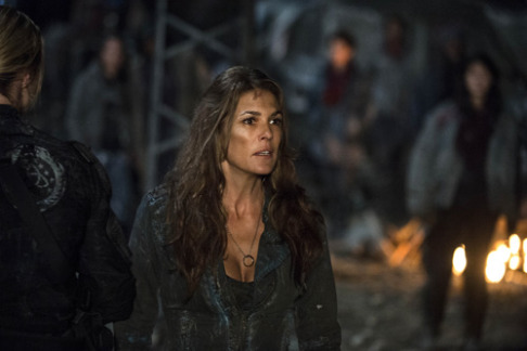 Paige Turco The 100 Human Trials