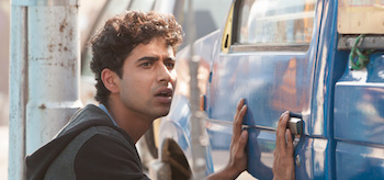 Suraj Sharma Homeland From A to B and Back Again