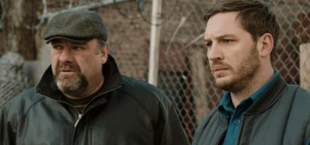 James Gandolfini Tom Hardy The Drop