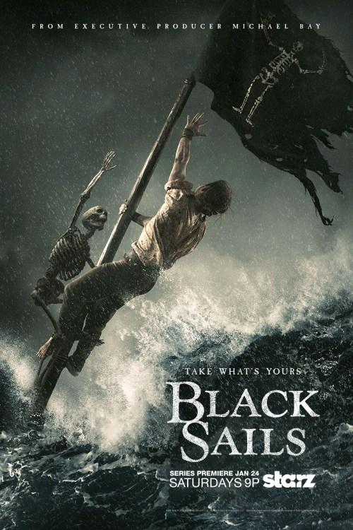 Black Sails Season 2 TV Show Poster
