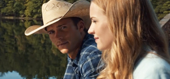 Britt Robertson Scott Eastwood The Longest Ride