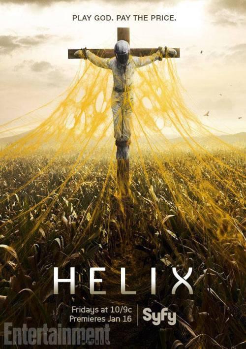 Helix Season 2 TV Show Poster