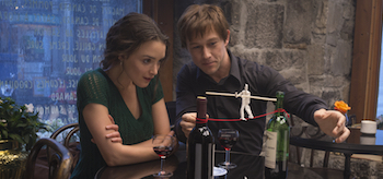 Joseph Gordon Levitt Charlotte Le Bon The Walk