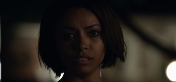 Kat Graham The Vampire Diaries