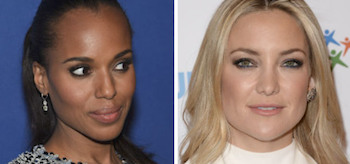 Kate Hudson Kerry Washington