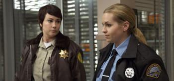 Kim Rhodes Briana Buckmaster Supernatural Hibbing 911