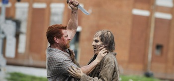 Michael Cudlitz The Walking Dead Self Help