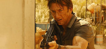 Sean Penn The Gunman
