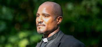 The Walking Dead Strangers Seth Gilliam