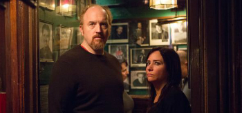 Louis CK Pamela Adlon Louis