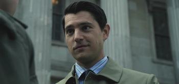 Nicholas D'Agasto Gotham Harvey Dent