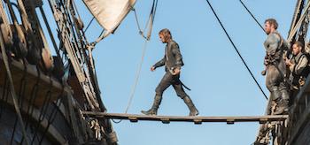Tadhg Murphy Black Sails IX