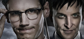 The Penguin and The Riddler Gotham