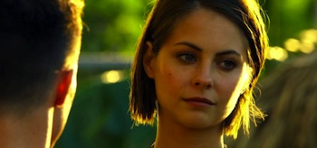 Willa Holland Arrow Corto Maltese