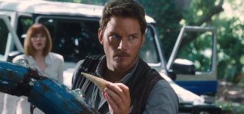 Bryce Dallas Howard Chris Pratt Jurassic World