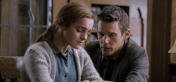 Emma Watson Ethan Hawke Regression