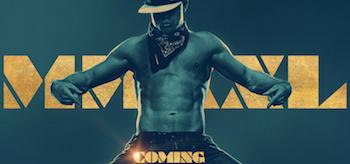 Magic Mike XXL movie poster