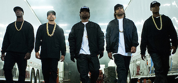 Aldis Hodge Corey Hawkins Keith Stanfield Neil Brown Jr. O'Shea Jackson Jr. Straight Outta Compton