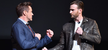 Robert Downey Jr. Chris Evans